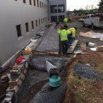 sheeting progress FSW