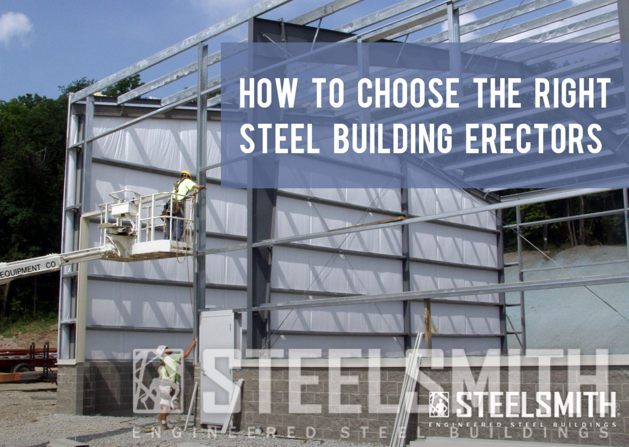 steel building erectors