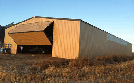 steel buildings and metal buildings