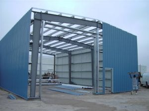 5 Benefits of Prefabricated Steel Buildings