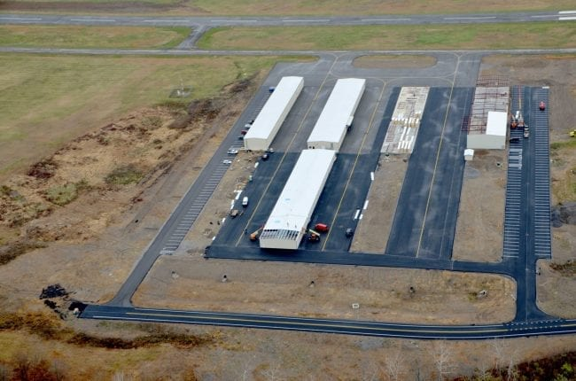 Steelsmith-SteelBuilding-AirplaneHangar-CondorAeroClub-LandingStrip