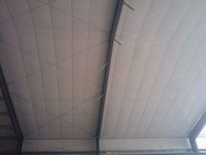 Steelsmith-SteelBuilding-Garage-Taylor'sAgRepairs-Insulation