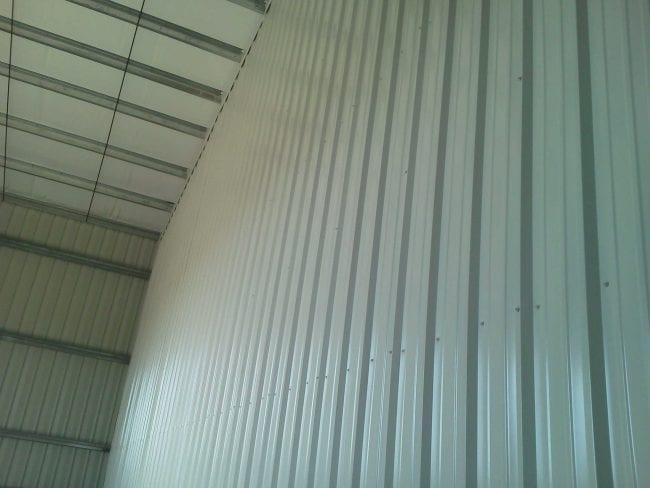Steelsmith-SteelBuilding-Garage-Taylor'sAgRepairsMetalSiding