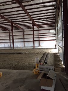 Steelsmith-SteelBuilding-Agricultural-NelsonFarms-Inside