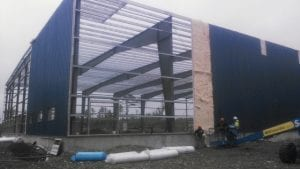 Steelsmith-SteelBuilding-Storage-JHRealty-MetalSiding