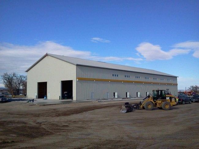Steelsmith-SteelBuilding-Industrial-SevePillars-Completed