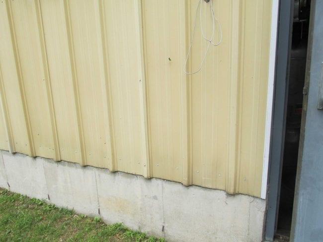 building Steelsmith-SteelBuilding-Garage-CoryBrothers-MetalBuilding