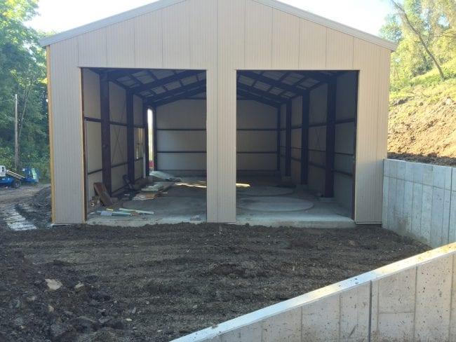 Steelsmith-SteelBuilding-storage-cleanharbors2