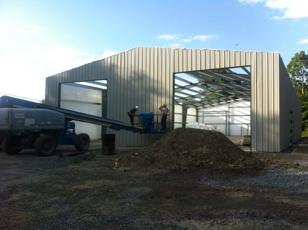 Steelsmith-SteelBuilding-storage-naugletrucking
