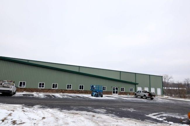 Steelsmith-SteelBuilding-warehouse-callery industrial4