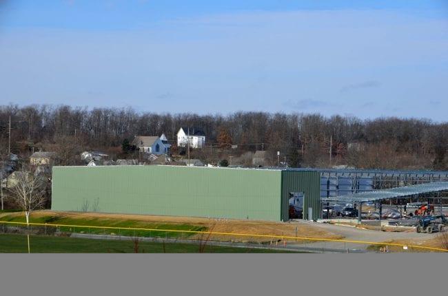 Steelsmith-SteelBuilding-warehouse-callery industrial7