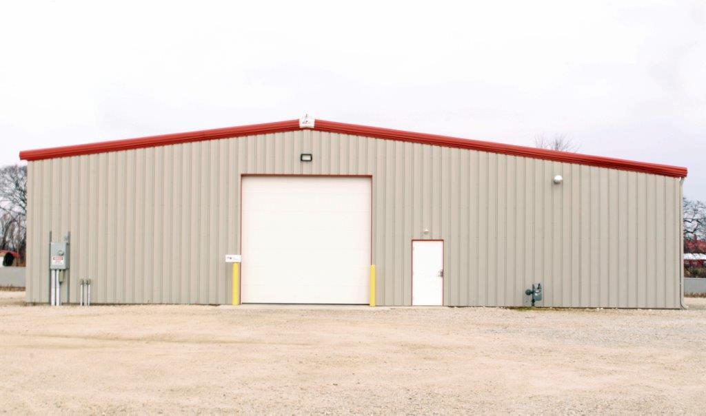 Columbia gas steel buildings and metal buildings for 4000 sq ft steel building