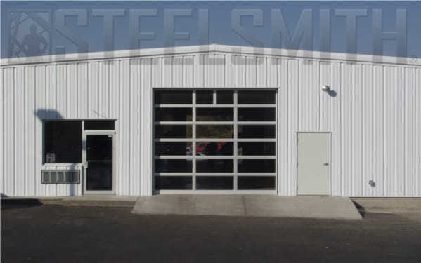 Steel Building Projects Ohio 14
