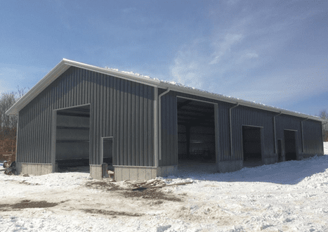 Steel Building Projects Ohio 2