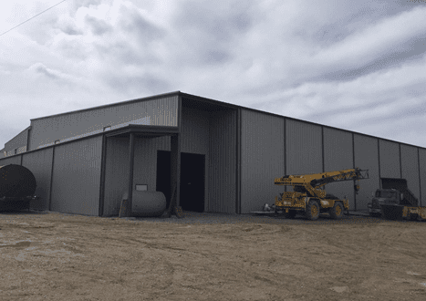 Steel Building Projects Ohio 3