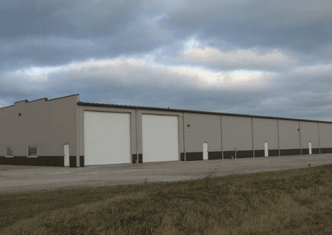 Steel Building Projects Ohio 4