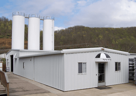 Steel Building Projects West Virginia 1