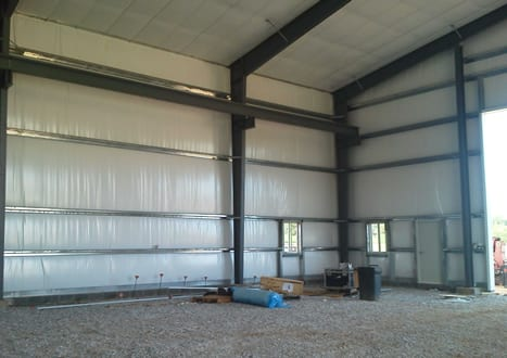 Steel Building Projects Maryland 1