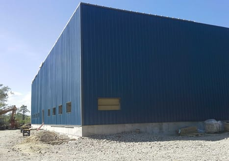 Steel Building Projects Massachusetts 1
