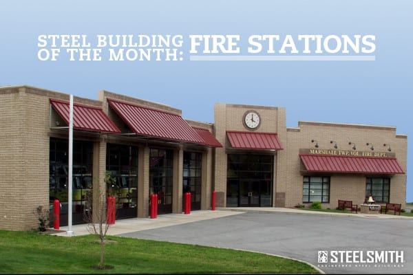 SteelBuildings-FireStations-Steelsmith