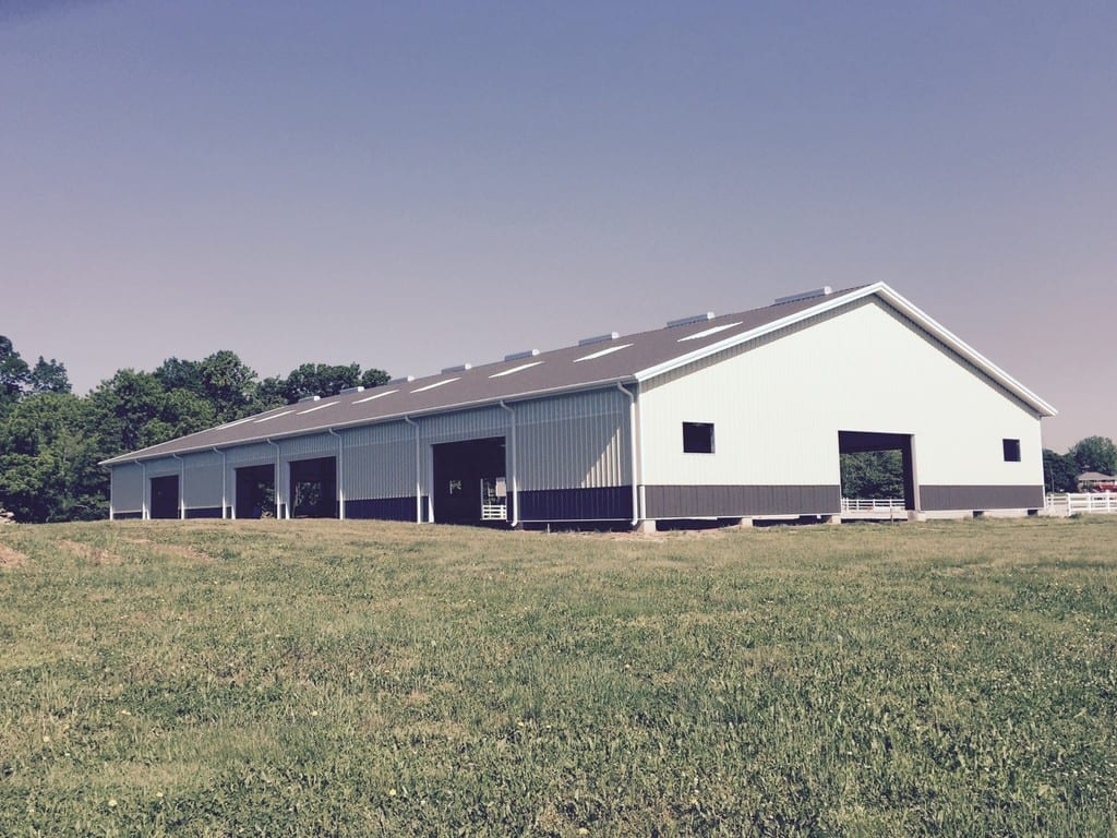Steel Building Projects Maryland 2