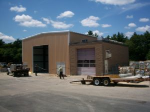 Steel Building Projects Massachusetts 3
