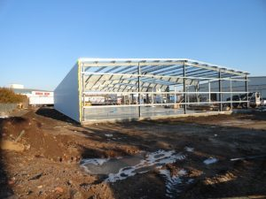 Steel Building Projects Connecticut 4