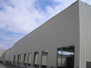 Steel Building Projects New York 7
