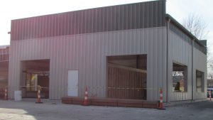 Steel Building Projects Ohio 9