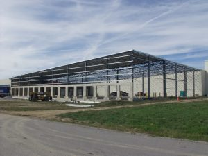 Steel Building Projects Ohio 17