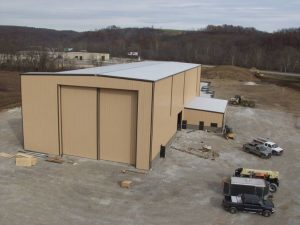 Steel Building Projects Pittsburgh 5