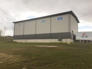 Steel Building Projects Ohio 19