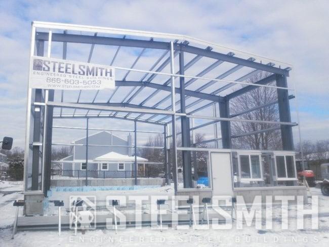 Steelsmith Steel Buildings Gloucester MA