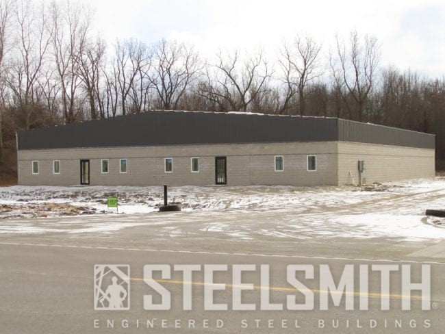 Steelsmith Ohio Steel Buildings