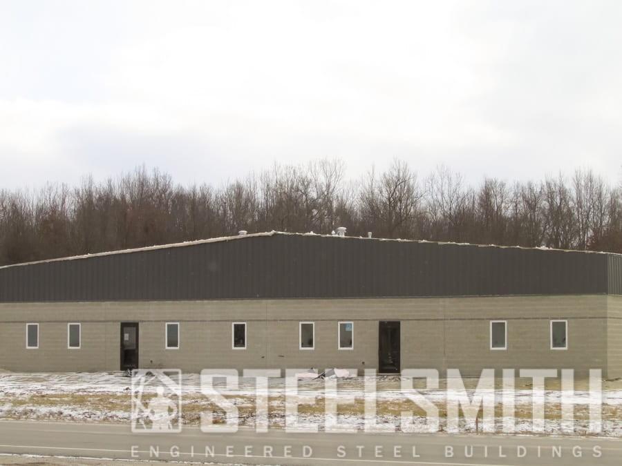 Steelsmith Ohio Steel Buildings