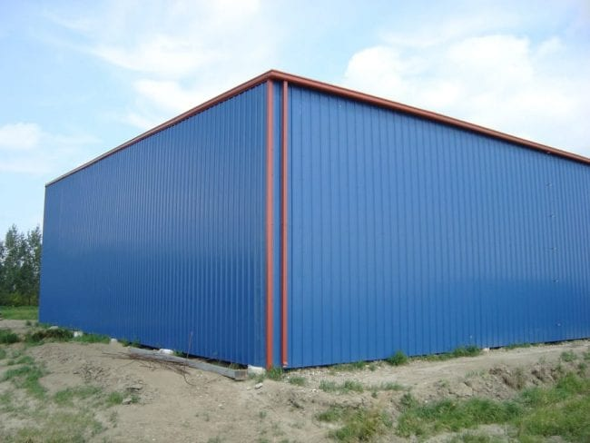 Steel Buildings Canada