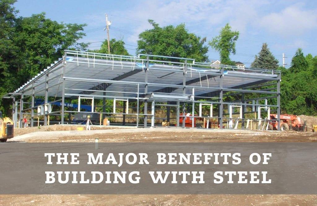 Steel Building Benefits