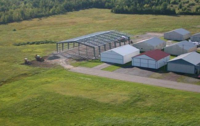 Steel Buildings Canada