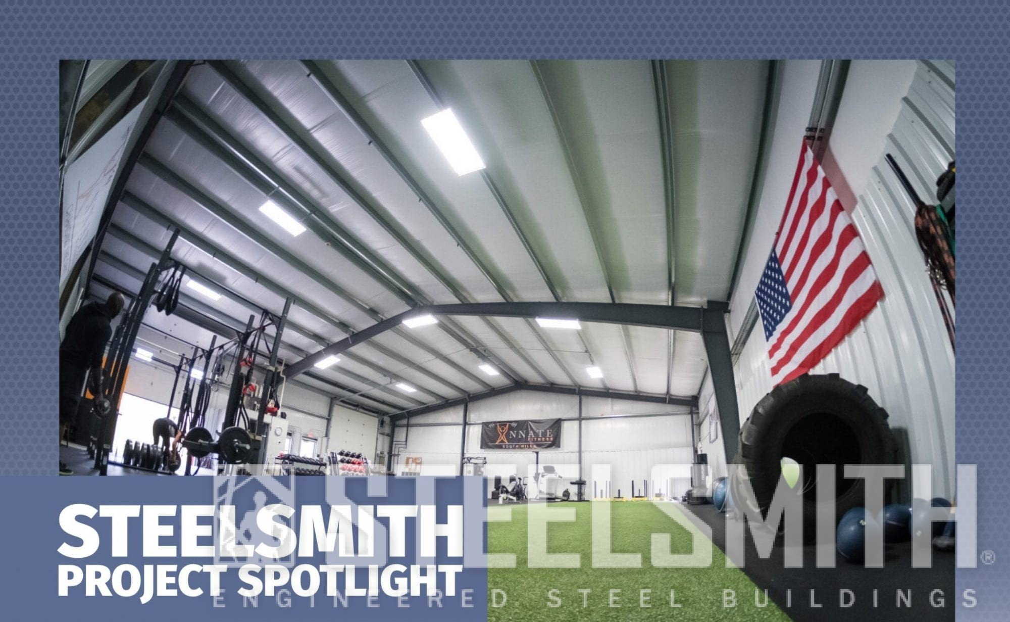 Steel Building Project Spotlight: Seems Grand Investments 1