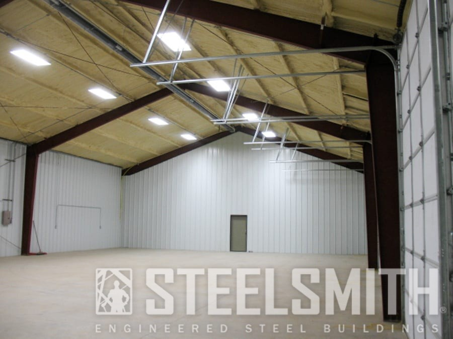 Advanced Construction   Steelsmith Inc Steel Buildings and Design