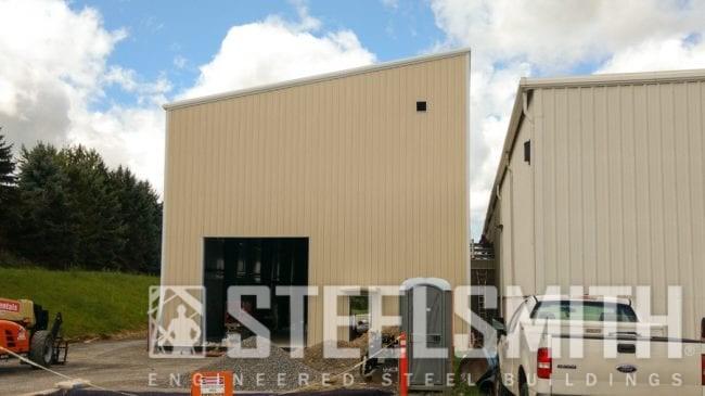 Steelsmith Inc Steel Buildings