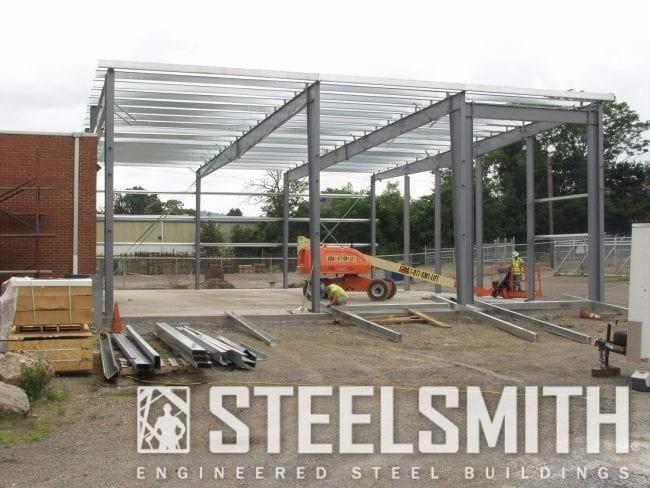 Steel Buildings New Kensington PA