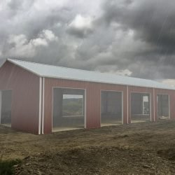 Stormproof Steel Buildings: Build Stronger the Second Time
