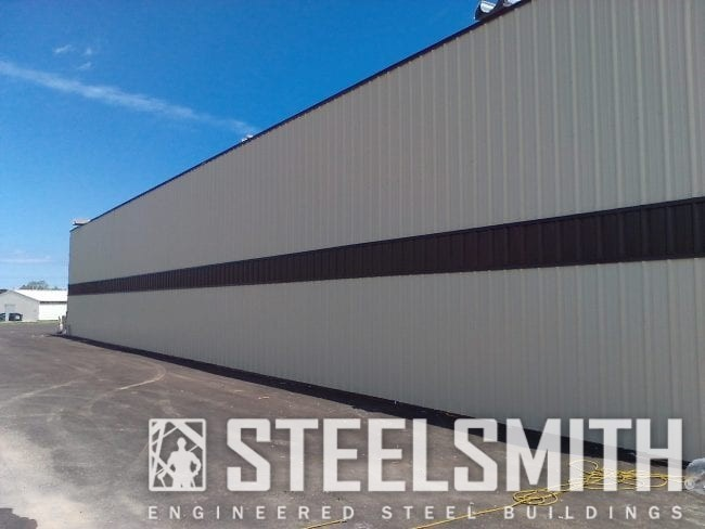 steelsmith steel building