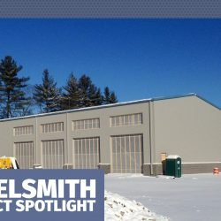 Steel Building Project Spotlight: Bus Transportation Center