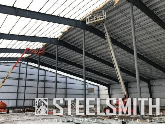 Steel Building