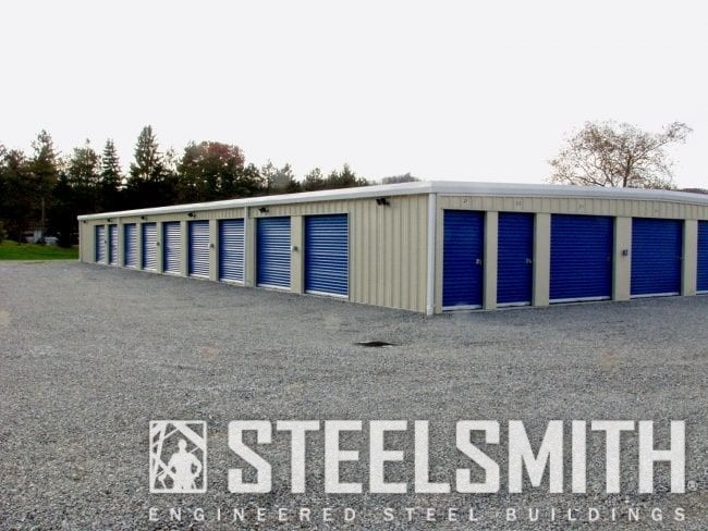 Steelsmith Steel Buildings