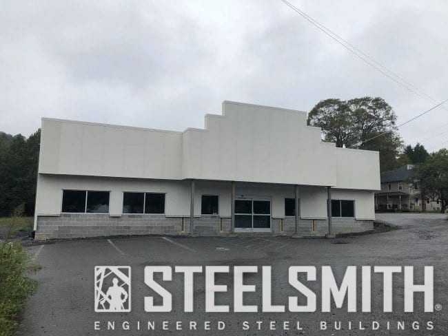 Steelsmith Inc Steel Buildings