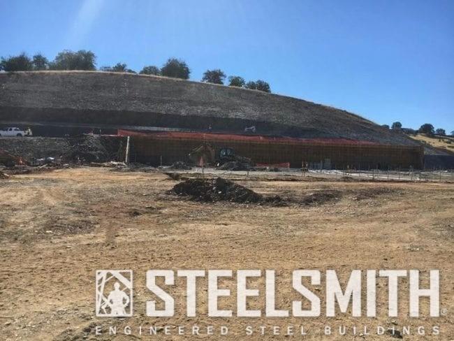 Steelsmith Metal Building Casino