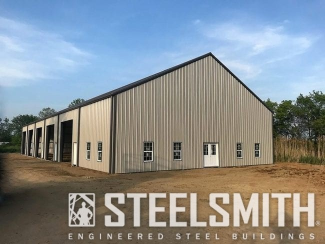 Steelsmith Metal Buildings Ohio